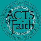 Acts of Faith flyer